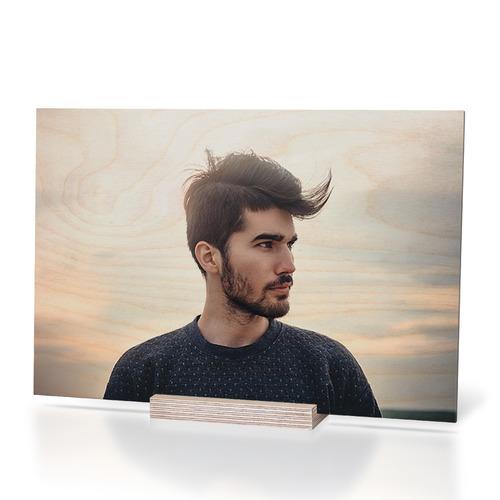 انداختن عکس روی چوب 20x30